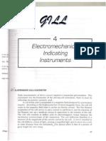 Modern Electrinic Instumentation & Measurement Techniques Chapter-4
