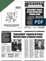 Diario El mexiquense 11 marzo 2015