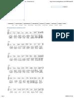 28 progresiones armónicas en E | Ricardo Pellican - Guitarrista Argentino