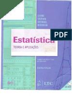 Estatistica - Teoria e Aplicacoes - CAP2