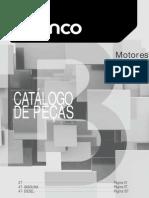 Motores Diesel - motores estacionários movidos à Diesel - Cia Caetano Branco