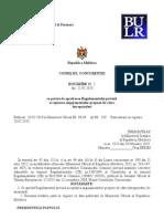Regulamentu Cu Privire La Acceptarea Angajamentelor Propuse de Catre Intreprinderi