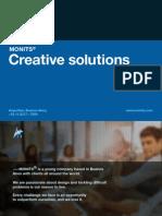 Monits - Creative Services