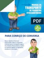 Manual de Transporte de Produtos Fitossanitários