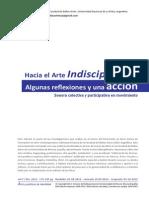 DANIEL MARTIN DUARTE LOZA-Hacia El Arte Indisciplinario
