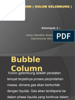 Persentasi Bubble Column Kelompok 2