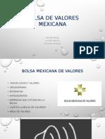 BOLSA DE VALORES MEXICANA.ppsx
