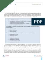 Guía Didáctica El Plancton