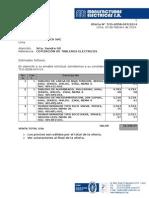TCO-0058-047-2014 - Ingenieria Electrica - Para Antamina