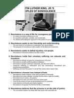 PW - Principles - King