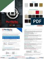 Catalogo Perfiletto 2014