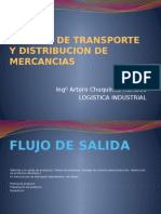 y Distribucion de Mercancias
