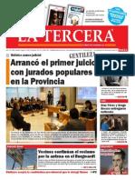 Diario La Tercera 11.03.2015