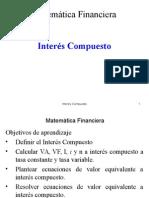 Interes Compuesto en Finanzas empresariales