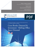 Cross Border Demand & Investment | Shifting Office Space Demand