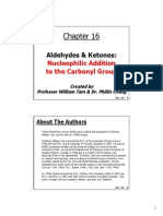 Ch16 Aldehyde Keton