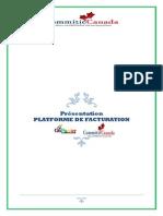PLATFORME DE FACTURATION