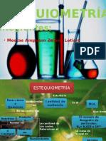 Estequiometria- Quimica General II Terminado