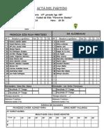 13º partido de liga ABF   Elda Alcobendas 23 01 10