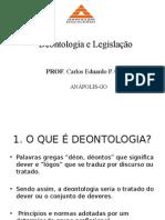 Aula 02- Deontologia Farmacêutica e Conceitos Preliminares