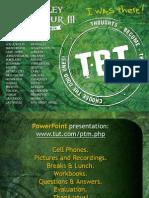 Powerpoint World Tour