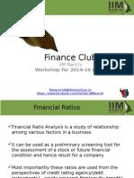 Finance Club Session 3