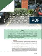 Simulacion de Estacionamiento