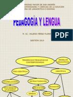 Pedagógía y Leng Cap II