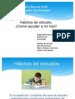 Cómo Crear Hábitos de Estudio en Nuestros Hijos Nelida