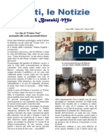 Frati Minori - Notizie da Viesti N. 03/2015