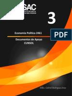 Folleto de Apoyo Economía Política Unidades 7 y 8