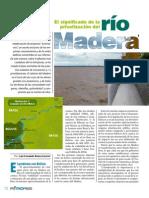 El Significado de La Privatizacion Del Rio Madera