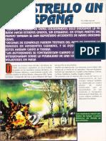 Se Estrello Un Platillo en España R-080 Nº013 - Reporte Ovni