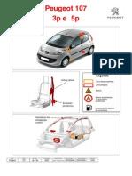 Manual Segurança Peugeot 308