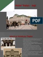 Grand Hotel Traian - Iaşi