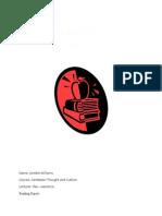 Reading Report