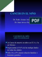 Cancer en El Niño