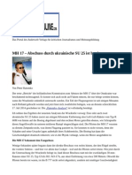 MH 17 – Abschuss Ist Bewiesen!