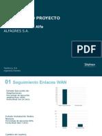 Seguimiento Proyecto Alfagres - 25 OCT 2013
