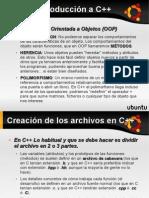 Introduccion a Cpp (basico)