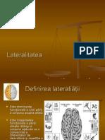 Lateralitatea