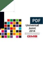 Universal Joint 2014 GMB