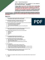 5-x Exam 5-Study Guide-urinary System