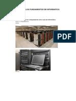 Aplicación de fundamentos De Informatica