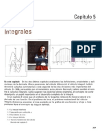 integrales  indifinidas