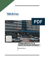 Informe tecnico termografia
