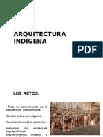 arquitectura indigena