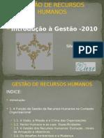 Apresentação - Grh - Int. Gestão