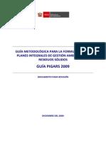 Guia Pigars 2009