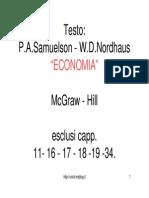 Dispense Di Istituzioni Di Economia Prof.ssa Acciarito
